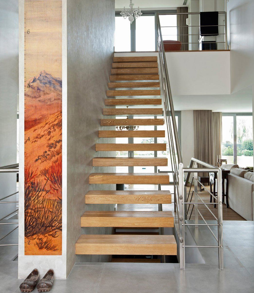 Mountain Growth Chart