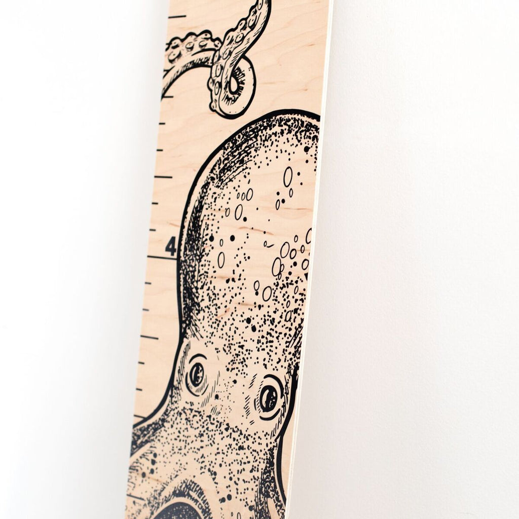 Octopus Growth Chart Growth Chart Headwaters Studio