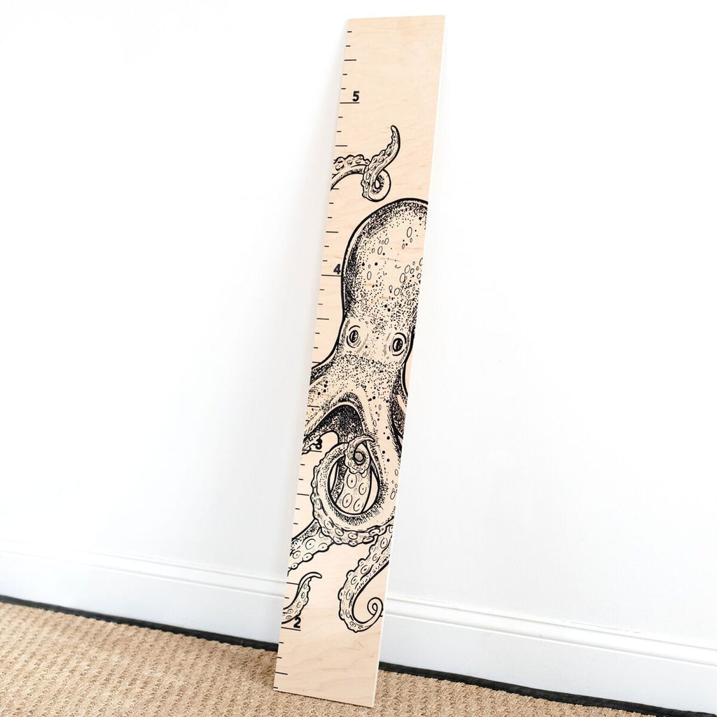 Octopus Growth Chart