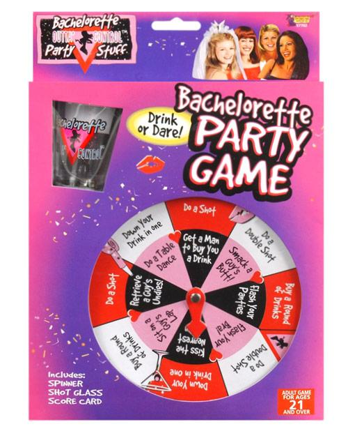 Bachelorette Drink Or Dare Party Game - Omega Pleasure