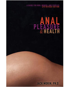 Anal Pleasure & Health Book - Omega Pleasure