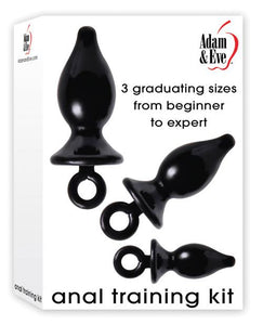 Adam & Eve Anal Training Kit - Omega Pleasure