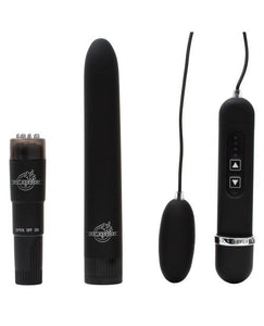 Black Magic Pleasure Kit - Omega Pleasure