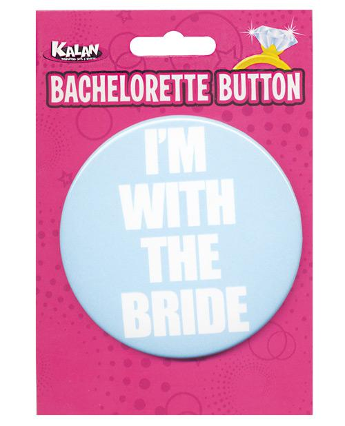 Bachelorette Button - I'm W-the Bride - Omega Pleasure