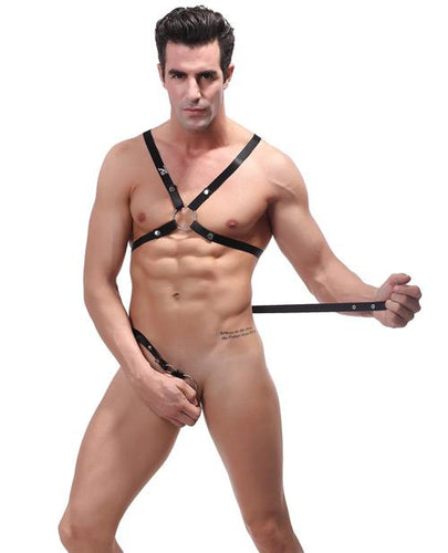 Rip Off Harness Set Black O-s