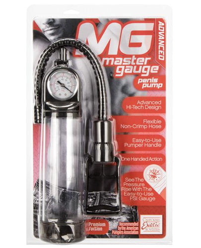 Master Gauge Penis Pump - Omega Pleasure