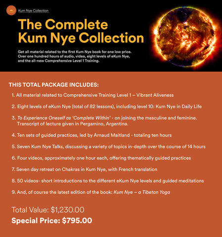 The Complete Kum Nye Collection - Dharma Publishing