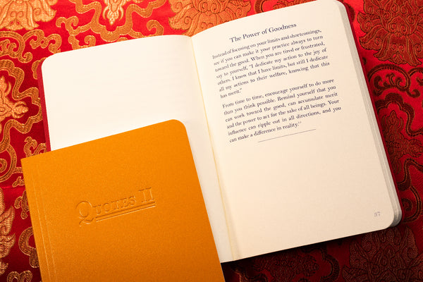 Quotes II Journal Book - Dharma Publishing