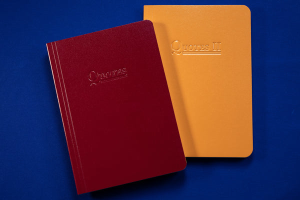Quotes & Quotes II Journal Books - Set of 2 - Dharma Publishing