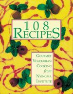108 Recipes Cookbook - Dharma Publishing