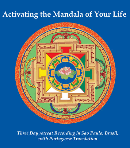 Activating the Mandala of Your Life - Sao Paulo - Dharma Publishing