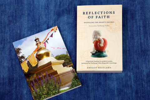 Reflections of Faith and Notebook Holiday Package - Dharma Publishing
