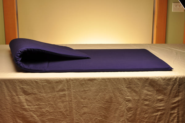 "Enjoy Folding Meditation Mat - 27"" x 68"" - Dharma Publishing"