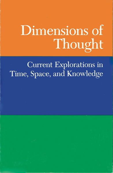 Dimensions of Thought I - Dharma Publishing