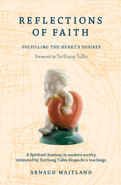 Reflections of Faith - A Spiritual Journey - Dharma Publishing
