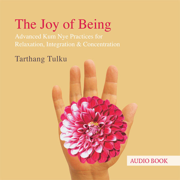 Excerpts from The Joy of Being: Advanced Kum Nye Practices -  Audiobook - Dharma Publishing