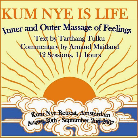 Kum Nye Yoga: Inner and Outer Massage of Feelings - Dharma Publishing