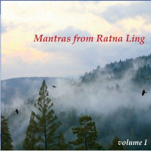 Mantras from Ratna Ling: Volume I - Dharma Publishing