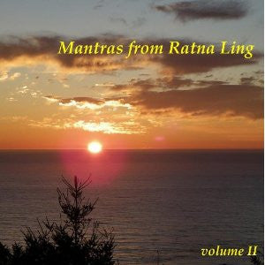 Mantras from Ratna Ling: Volume II - Dharma Publishing