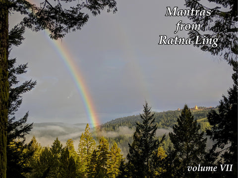 Mantras from Ratna Ling - Volume VII - Dharma Publishing