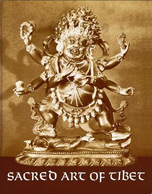 Sacred Art of Tibet - Dharma Publishing
