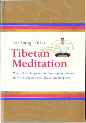 Tibetan Meditation - Dharma Publishing