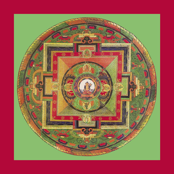 Tara Longevity Mandala - Dharma Publishing