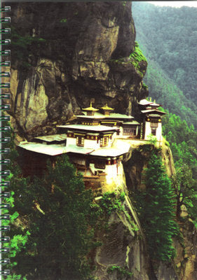 Taksang Monastery - Notebook - Dharma Publishing