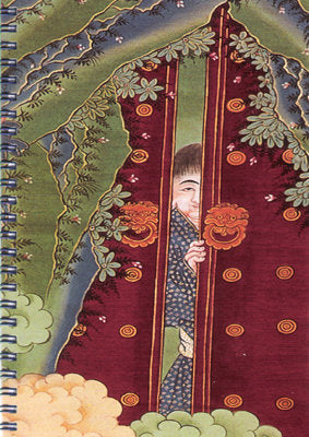 Temple Door - Notebook - Dharma Publishing