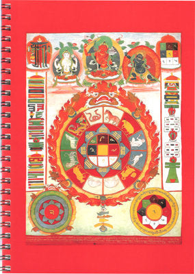 Mandala of Srid Pa Ho - Notebook - Dharma Publishing