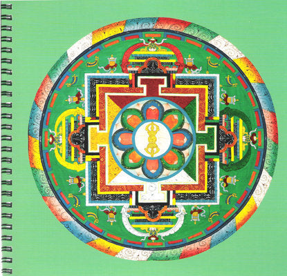 Mandala of Akshobya - Notebook - Dharma Publishing