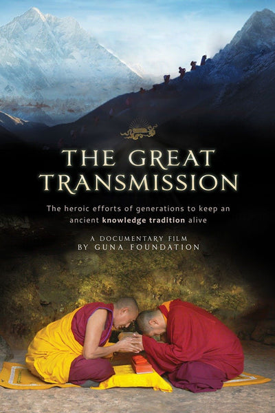 The Great Transmission - Dharma Publishing
