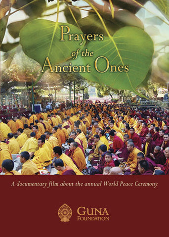 Prayers of the Ancient Ones - Dharma Publishing