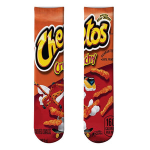 Calcetines Cheetos Crunchy - White Gorilla Co