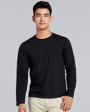 76400 Gildan® Premium Cotton™  Adult Long Sleeve T-Shirt