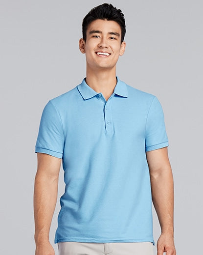 83800 Gildan® Premium Cotton™  Adult Double Piqué Sport Shirt