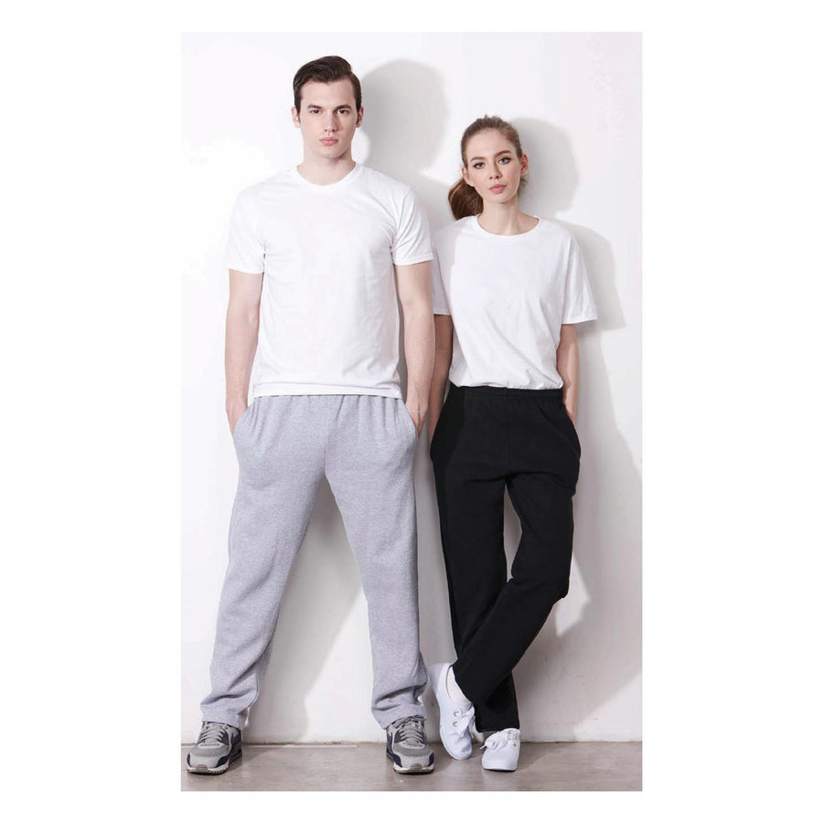 88400 Gildan® Heavy Blend™  Adult Open Bottom Sweatpants with Pockets