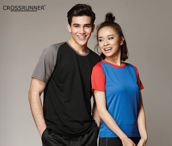 Crossrunner Charge Tee CRR 1700
