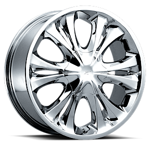 078-079 X'Cess  / Chrome   6 Lug