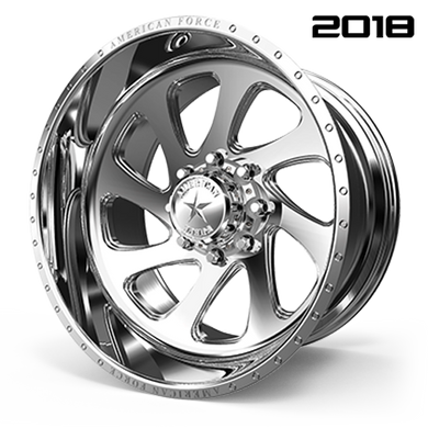CK05 Shiv CC  / Polished   8 Lug
