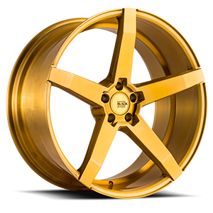 BM11  / Brushed Gold   5 Lug