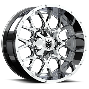 DS645  / Chrome Plated   5 Lug