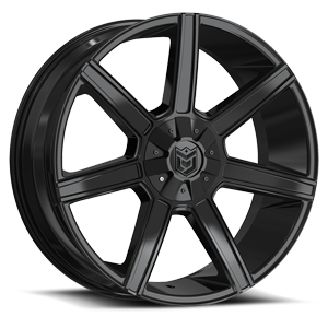 DS650  / Gloss Black   6 Lug