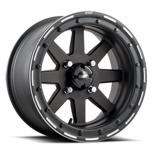 Star Fighter  / Black   4 Lug