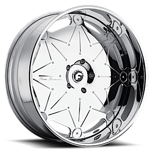 GALASSIA  / Chrome   6 Lug