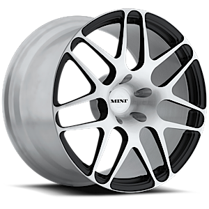 M100  / Diamond Black   5 Lug