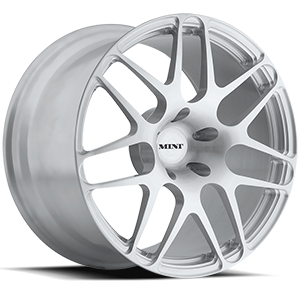 M100  / Brushed   5 Lug