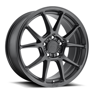 Messina - M174  / Satin Black   5 Lug