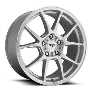 Messina - M175  / Silver   5 Lug