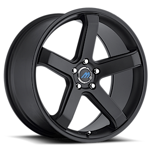 ME.5  / Satin Black   5 Lug